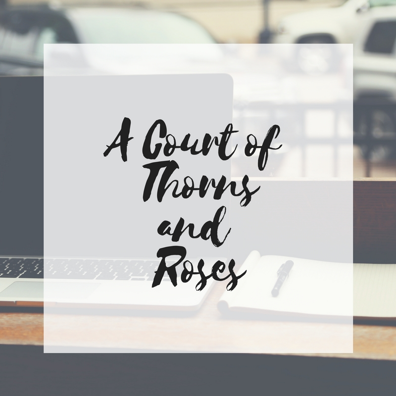 A fantastic book review about A Court of Thorns and Roses by Sarah J. Maas