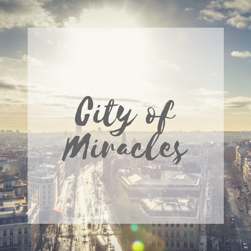 A modern day power struggle between gods - yes please! Book review of City of Miracles by Robert Jackson Bennett