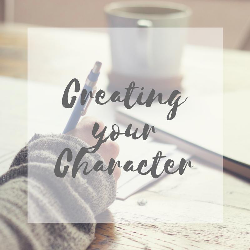 Writing tips on creating a character | literarymusings.blog
