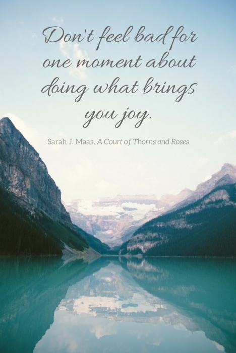 Awesome quote from A Court of Thorns and Roses by Sarah J. Maas