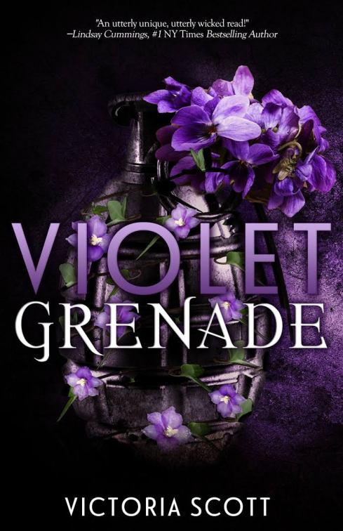 Review of Violet Grenade by Victoria Scott