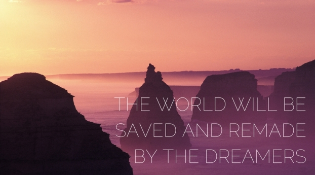 The world will be save